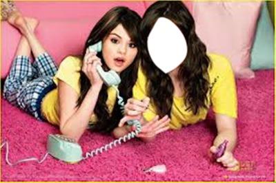 Selena Gomez y vos