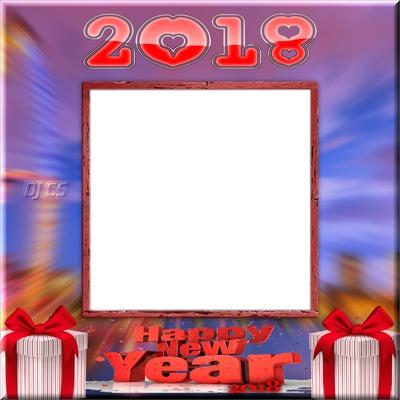 Dj CS 2018 Happy New Year Red