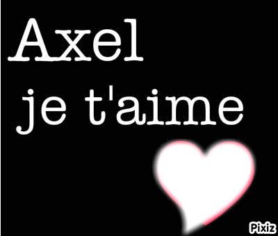 Axel jtm