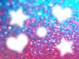 Fundo com glitter