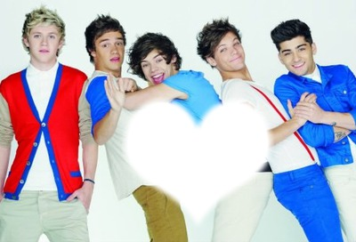 One direction colors