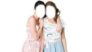 Violetta y Francesca Amigas