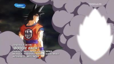 Fotomontage Photo Fond Ecran Dragon Ball Super E94 1 21 Pixiz
