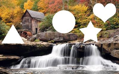 cascades 4 photos