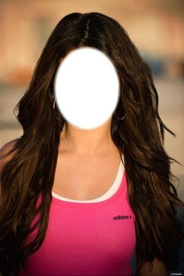 Montagem da Selena Gomez