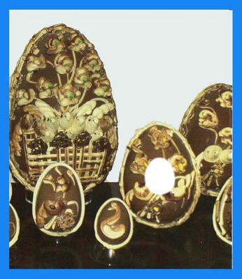 huevos de pascuas