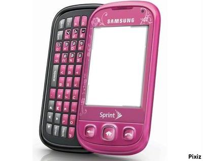 Téléphone rose !