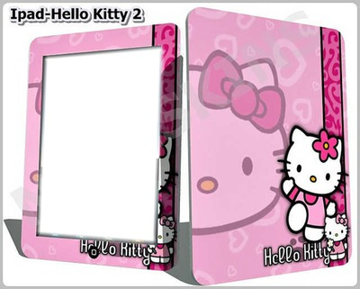 Hello Kitty Ipad