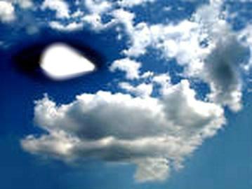 yeux dans le ciel