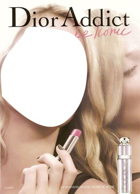 Dior Addict Be Home Advertising