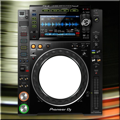 Dj CS music frame two