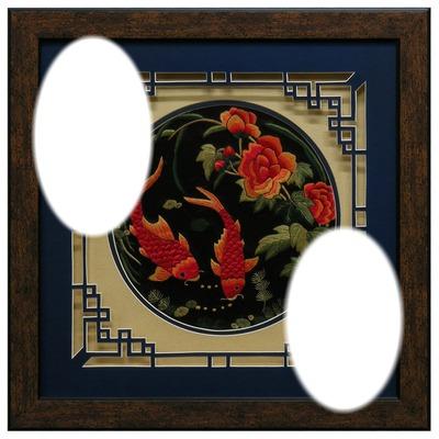 Asian frame 2 love bill