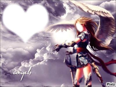 warrior angel love