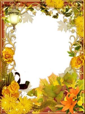 Cadre-fleurs-automne