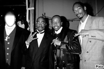 2Pac, Snoop Dogg, Mc Hammer, and...