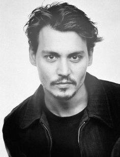 Portrait de Johnny Depp