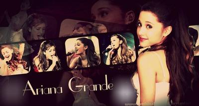 Marco De Ariana Grande, Para Dos Fotos:)