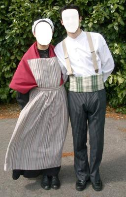 Couple de paysan