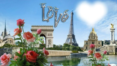 J'aime Paris !