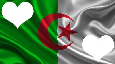 Fond D Écran Algerie photo montage a love algérie - pixiz