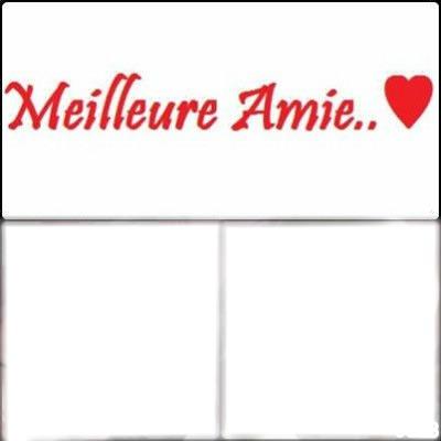 ♥♥♥♥♥Pour Ma Meilleure Amie Que J'Aime....♥♥♥♥♥