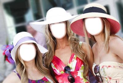 3 fille