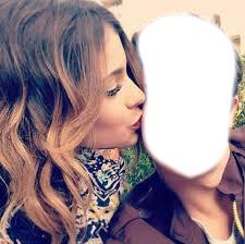 Beso de Tini♥