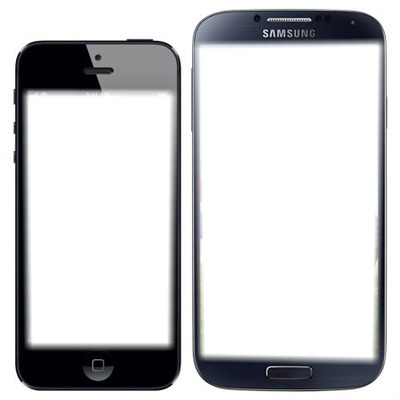 Iphone et galaxy s4