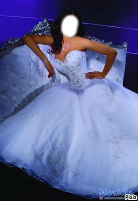 robe de mariage soirée