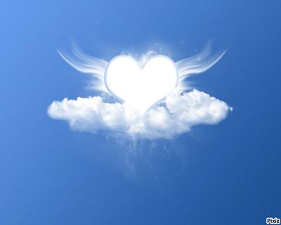 coeur pour mon ange