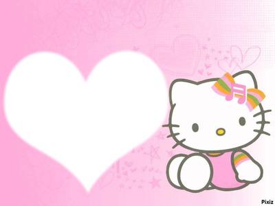 Hello Kitty Coeur!