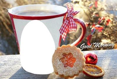 imagen en taza good morning