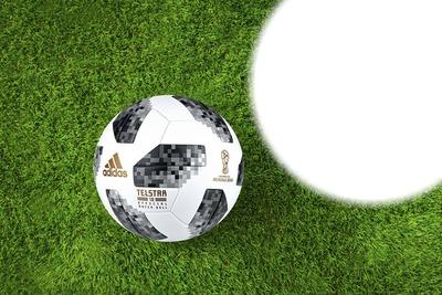 le ballon de la coupe du monde 2018