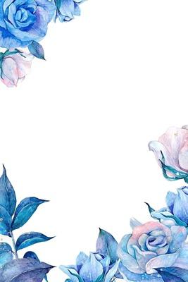 Bleu jolie