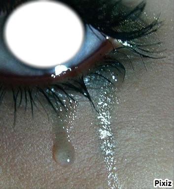 les larmes sont 1% d'eau et 99% de sentiments