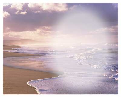 mer plage fondu 1 photo
