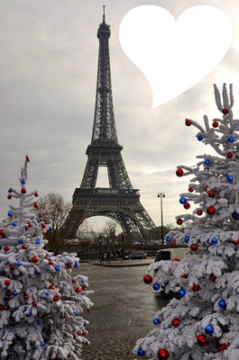 Paris a Noel