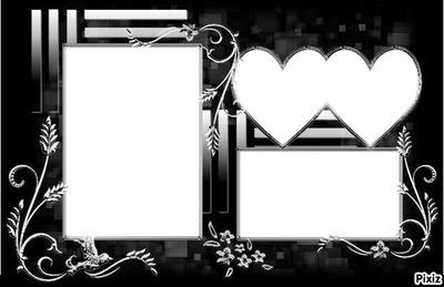 le jolie petit cadre pour les amoureux X3
