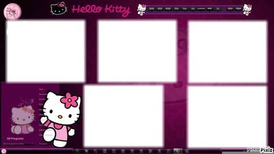 Hello Kitty BackGround