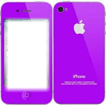 iphone violet