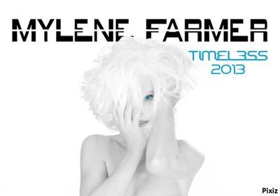 Myléne Farmer*Album 2013*ont ADORE....*