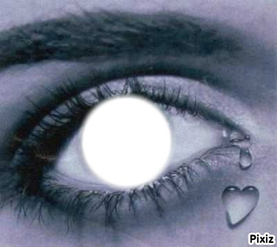 L'yeux de la tristesse