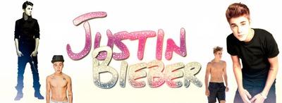 Capa do Justin Bieber