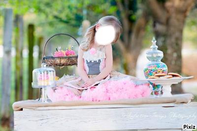 Photo Montage Joyeux Anniversaire Ma Puce Pixiz