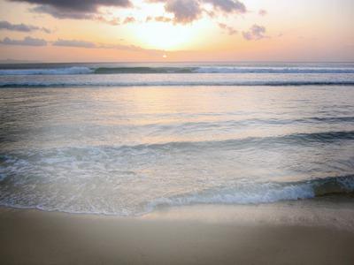 plage soleil couchant 1 photo