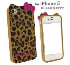 For iPhone 5 Hello Kitty