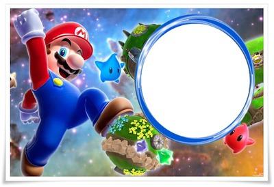 Moldura Super Mario 2