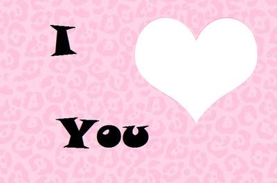 I love You!!!!!