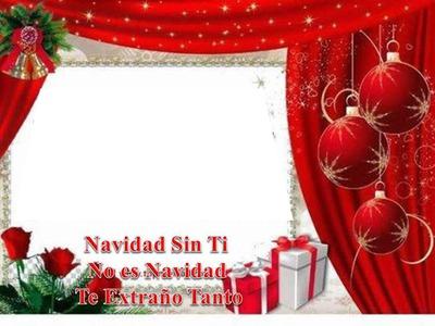 Fotomontage Navidad Sin Ti Pixiz