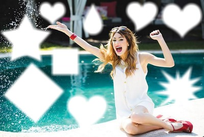 Collage De Tini Stoessel